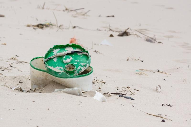Plastikowe oceany i efekt cieplarniany
