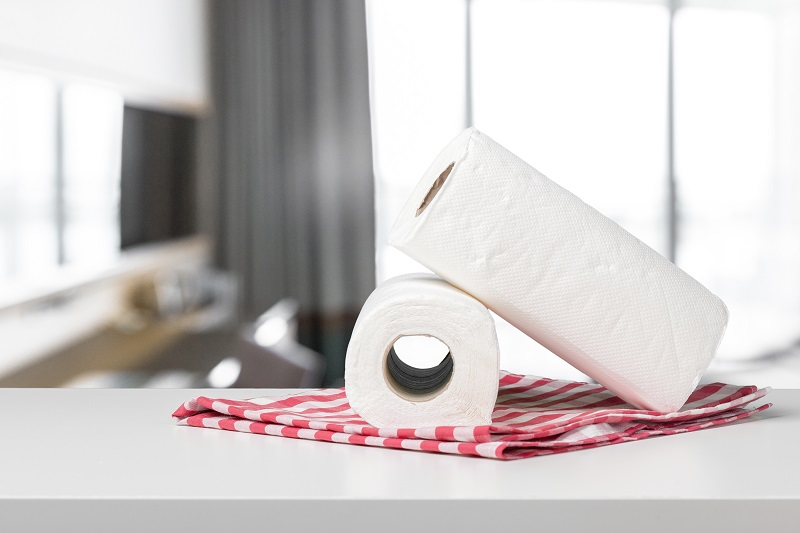 Kuchenne ręczniczki papierowe nie do zastąpienia