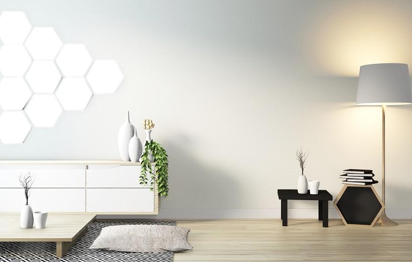 Lampa podłogowa – praktyczny i wygodny sposób na doświetlenie salonu