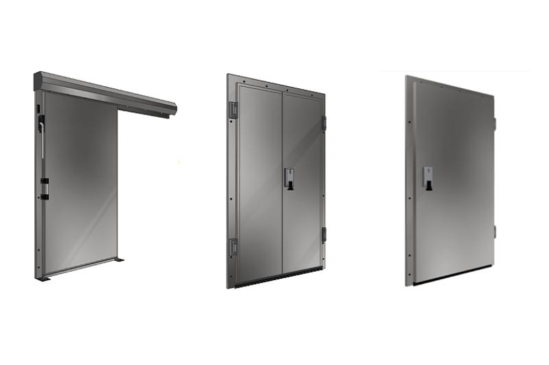 Drzwi przesuwne do chłodni – jedno czy dwuskrzydłowe?
